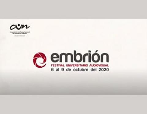 El festival de cine Embrión desde la virtualidad