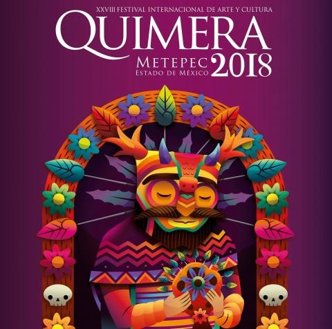 Colombia, país invitado al Festival Quimera 2019