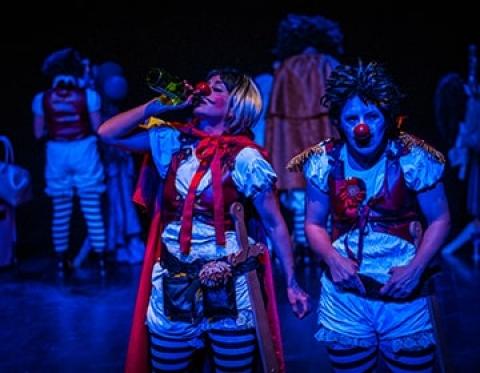 Shakespeare en clave de Clown