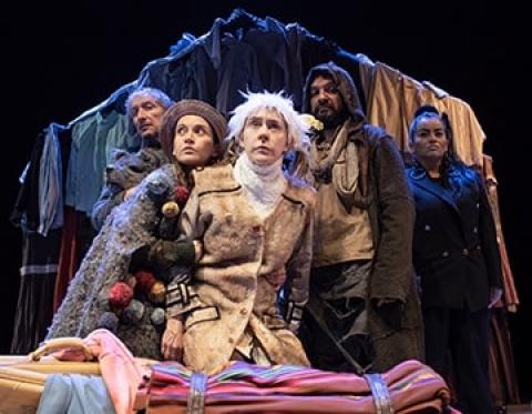 'Historia de una oveja' llega al Teatro Petra