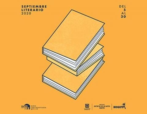 Septiembre: mes de la literatura en la ciudad de Bogotá