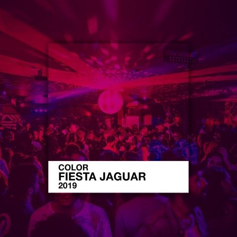 ¡Feliz cumpleaños¡ Disco Jaguar