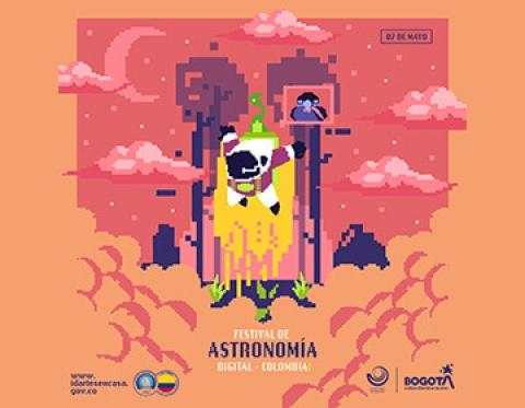 Festival de Astronomía Digital Colombia