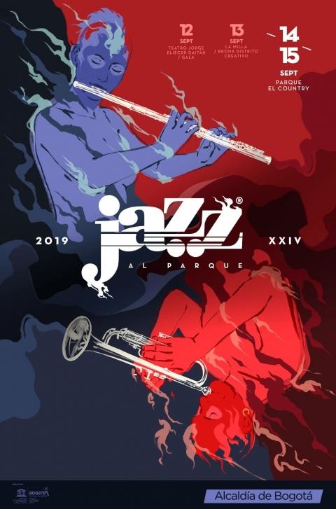 ¡Todos invitados a los 24 años de Jazz al Parque!