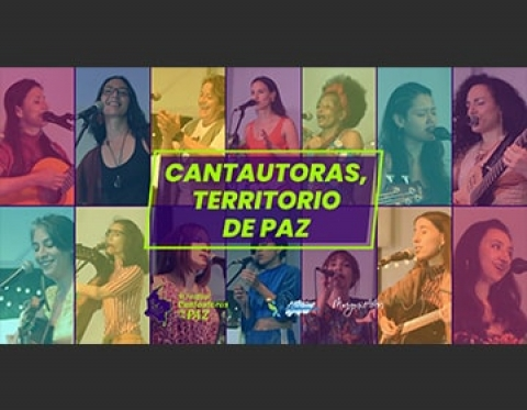 III Festival Cantautoras por la paz lanza convocatoria