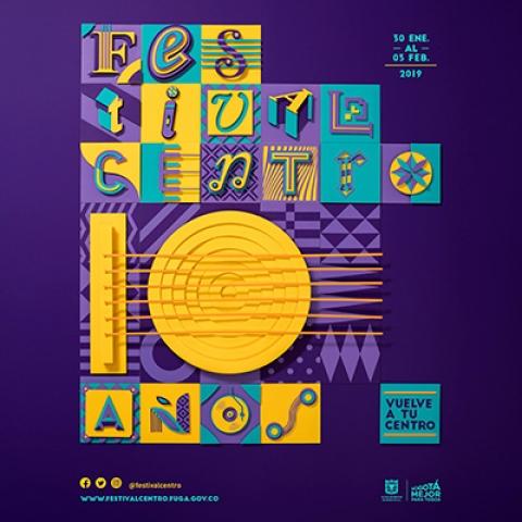 """El Festival Centro va """"A la Fija"""" con la venta de boletería para el 2019"""