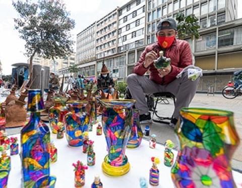 Festival #ArteALaKY $200 millones para artistas en el espacio público