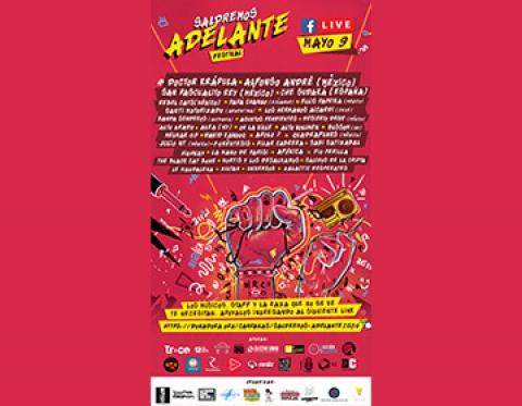 Se arma el Festival #SaldremosAdelante