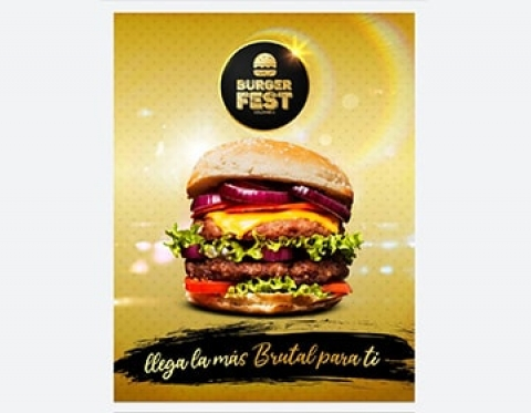 BurguerFest 2020, para repetir y repetir