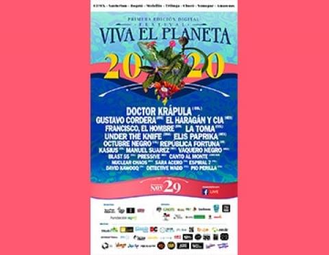 Festival Viva El Planeta Home Edition