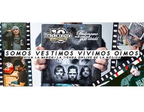 Viva sesiones en línea con 'Viva La Merch'